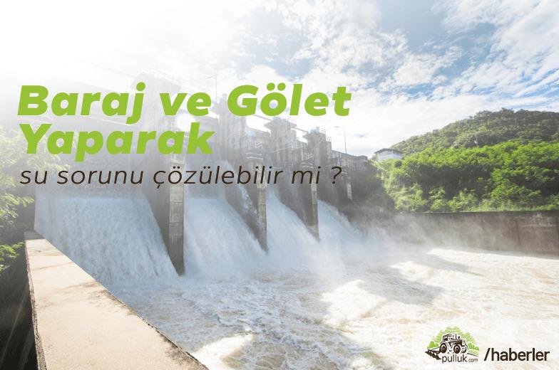 Türkiye'nin Su Problemi Nasıl Çözülebilir?