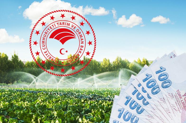 Tarım ve Sulamada 2021 Yılında 57,7 Milyar Lira Kaynak